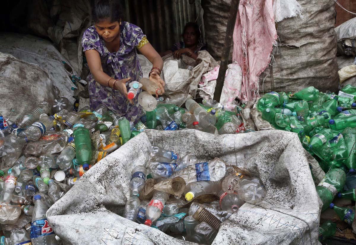 India's PET bottle recycling market worth 35 billion rupees