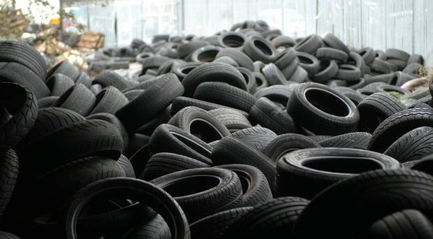 Patented tyre recycling tech will be at the heart of new site in