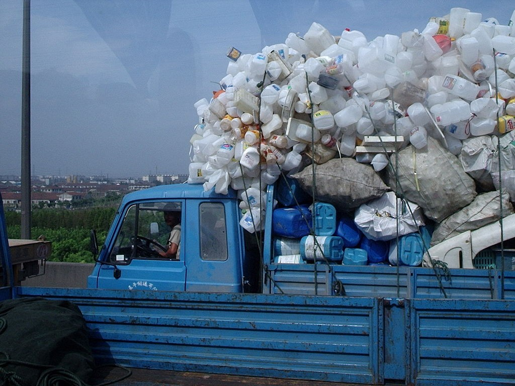 A tremendous future' predicted for plastics recyclers • Recycling