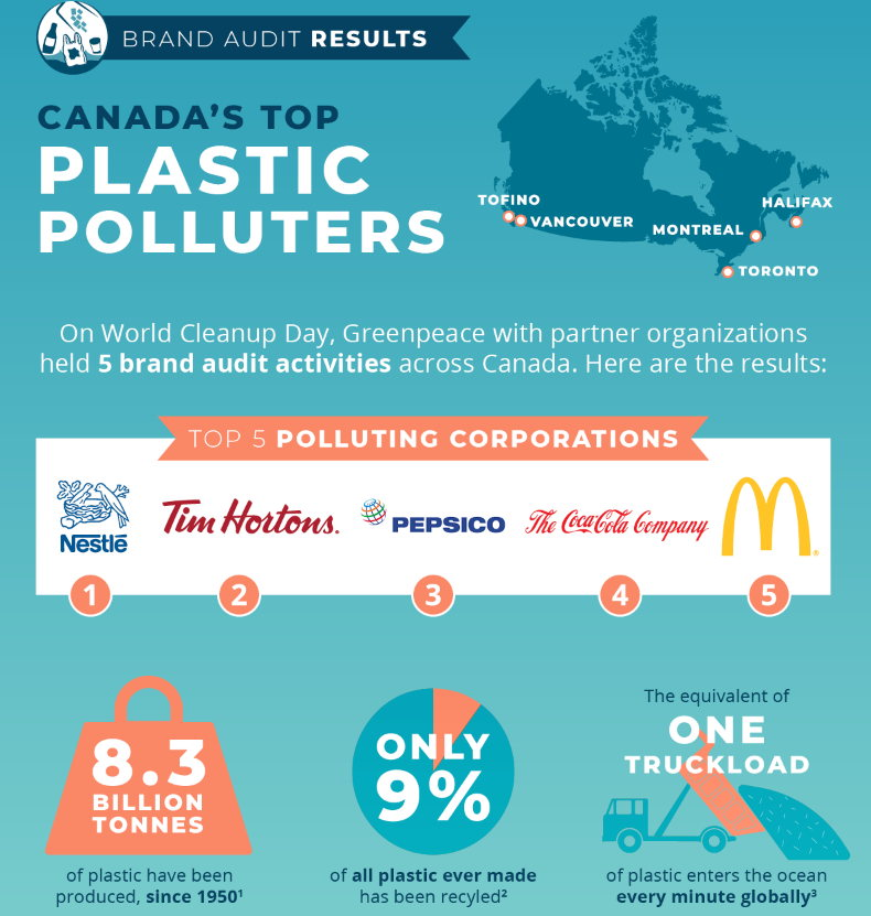Greenpeace reveals the top 5 'worst polluting companies' • Recycling International