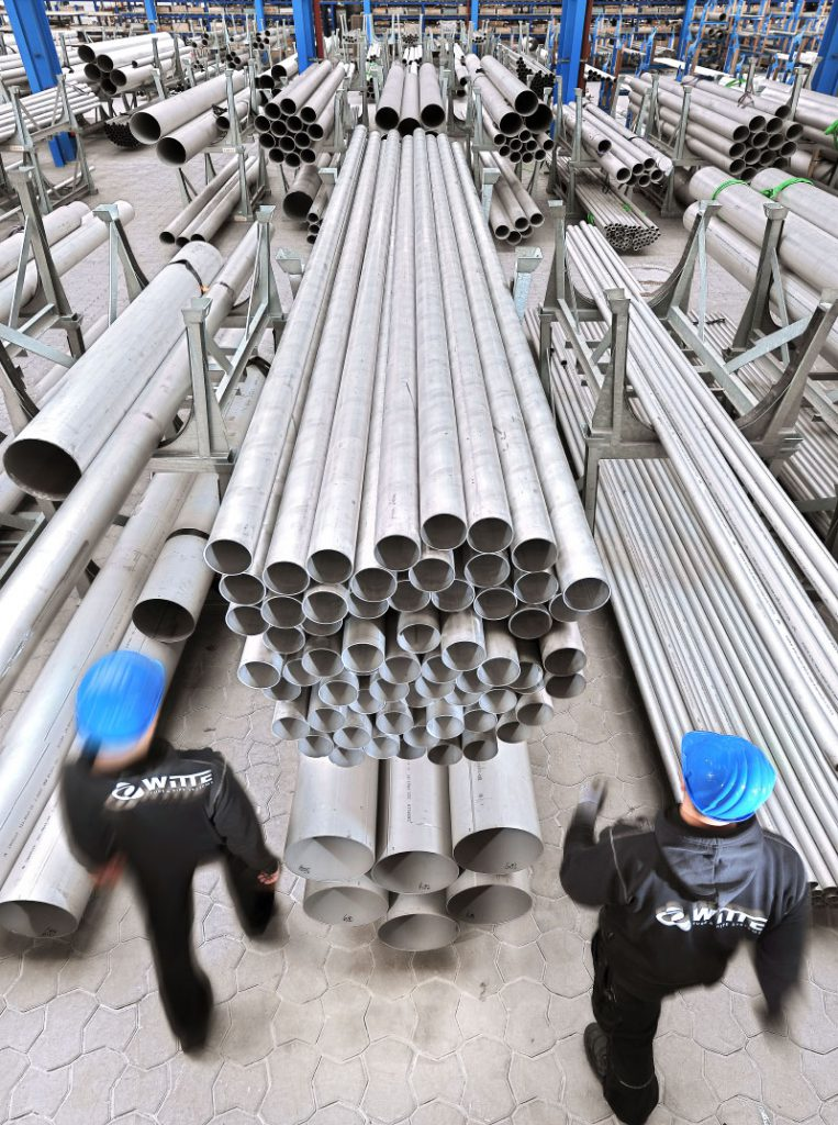 Nickel & stainless: early optimism fading • Recycling International