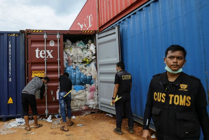Indonesia, Australia, waste, imports, exports, trade ban, recycling, containers