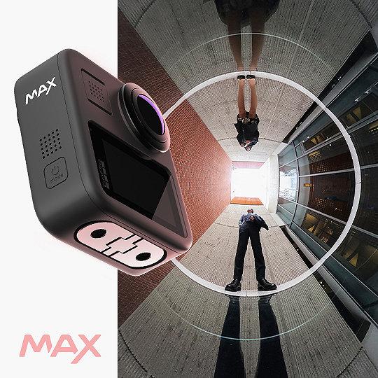 Go Pro Max Camera image